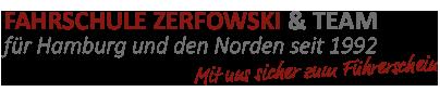 Fahrschule Zerfowski in Hamburg